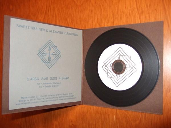 SGAR CD-R