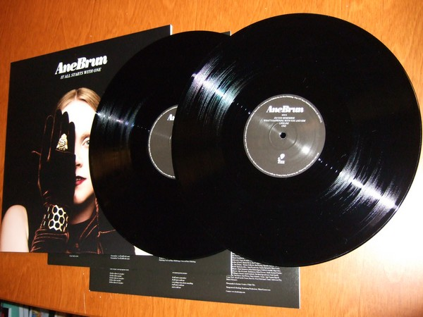 Ane Brun: It All Starts With One 2xLP
