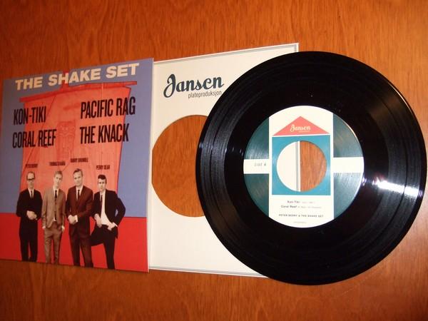 Peter Berry & The Shake Set: Kon-Tiki