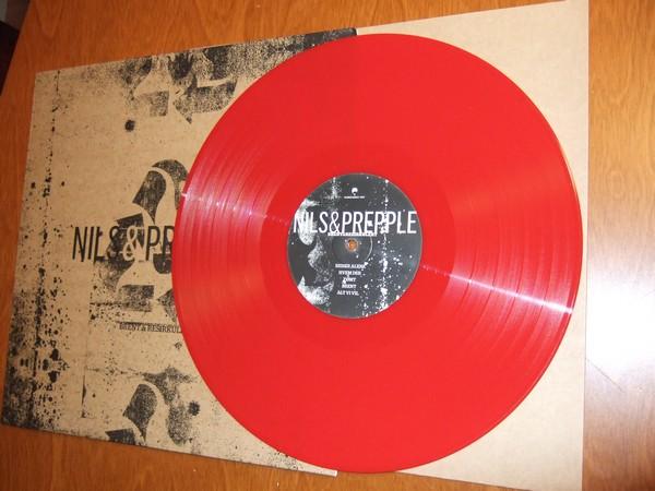 Nils & Prepple: Brent & Resirkulert LP