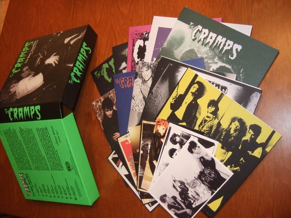 The Cramps: File Under Sacred Music
