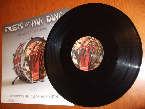 Tygers of Pan Tang: The Wildcat Sessions