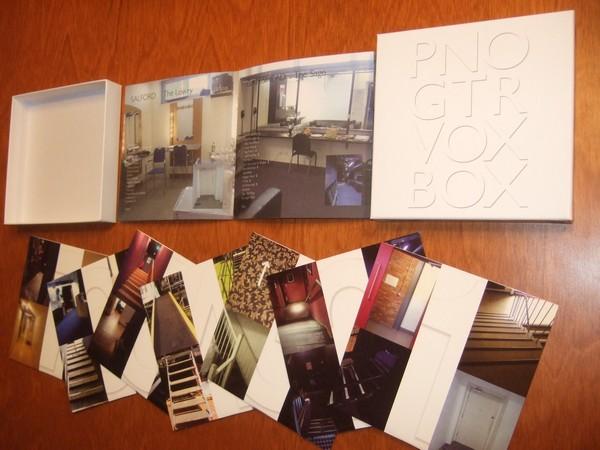 Peter Hammill: Pno Gtr Vox Box