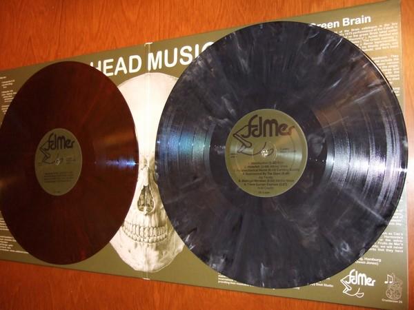 Diverse artister: Head Music 2xLP