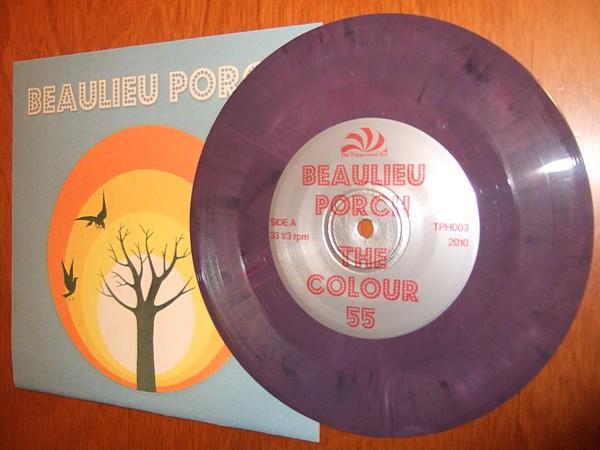 Beaulieu Porch: The Colour 55