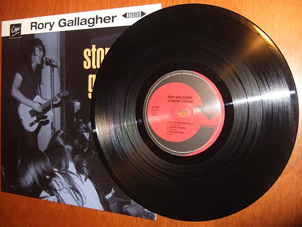 Rory Gallagher: Stompin' Ground