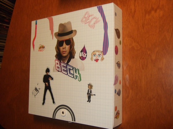 Beck: The Information Deluxe Vinyl Package