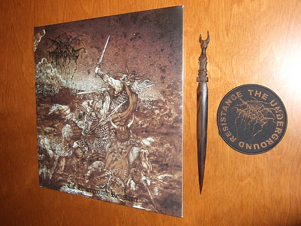 Darkthrone: The Underground Resistance LP