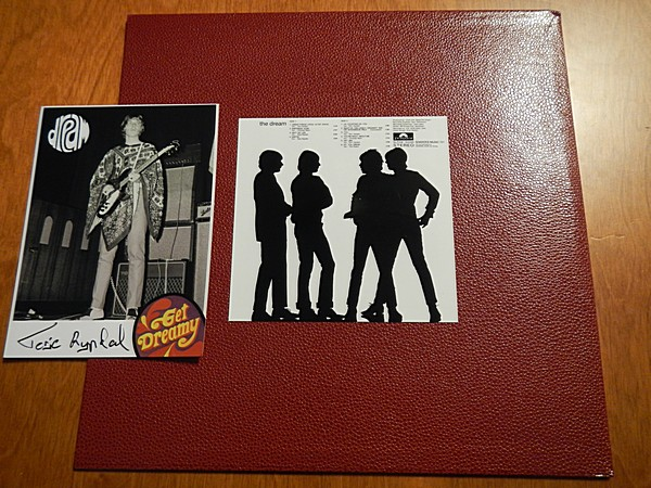 The Dream: Get Dreamy LP Collectors Edition