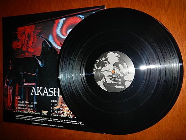Akasha: S/T