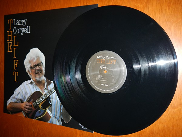 Larry Coryell: The Lift