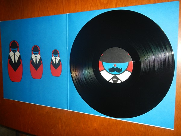 Father of a Thousand Kids: Showgaze LP