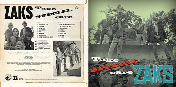 Zaks - Take Special Care