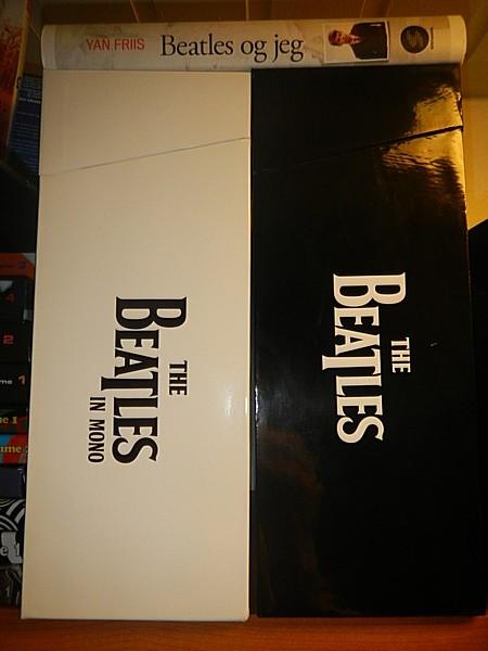 Beatles i boks og bok