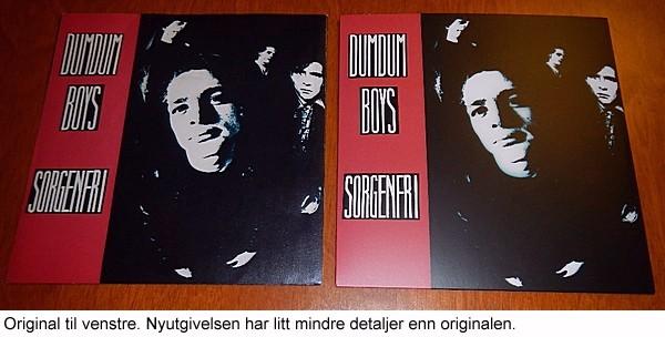 DumDum Boys: Blodig Alvor - Sorgenfri