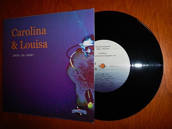Resirkulert / Carolina & Louisa: Nederst på lista / Jenta og havet