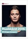 IFPI rapport 2015