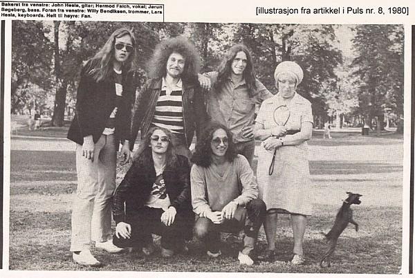Flax i Puls nr. 8 1980