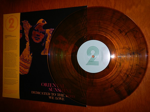 Oriental Sunshine: Dedicated To The Bird We Love