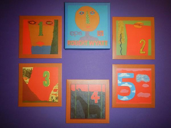 Robert Wyatt: EPs