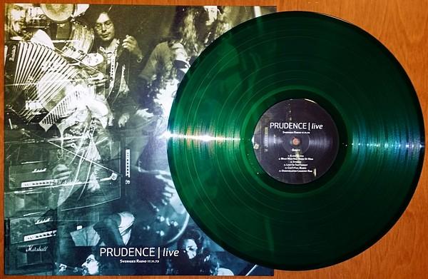 Prudence: Live; Sveriges Radio 17.11.73