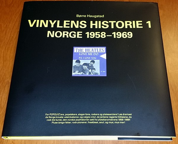 Vinylens historie 1, Norge 1958-1969