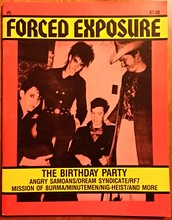 Forced Exposure (US) 6-1985