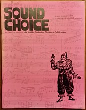 Sound Choice (US) 1-1978